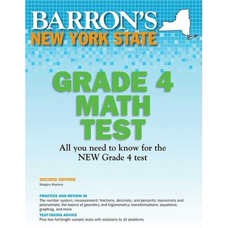 New York State Grade 4 Math Test