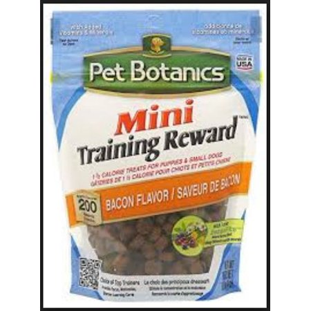 Pet Botanics Mini Training Rewards Dog Treats (pack of 2)