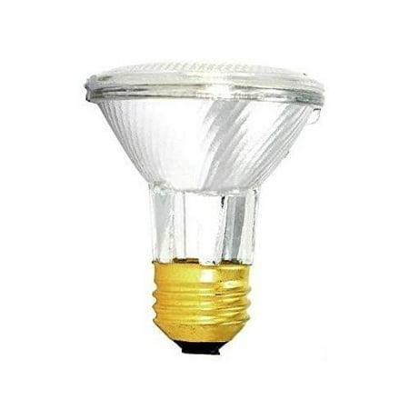 KOR K25360 - 39PAR20/FL/120V - Halogen - 39 Watt (50 Watt Replacement) - 120 Volt - PAR20 - Dimmable - Medium (E26) - 2,850 Kelvin