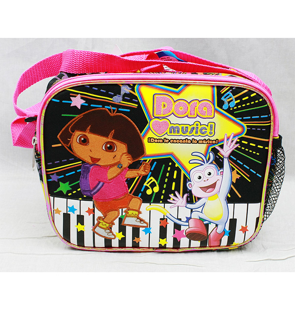Lunch Bag - Dora the Explorer - Dora Love Music New Case de21479