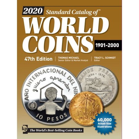 2020 Standard Catalog of World Coins 1901-2000 ()