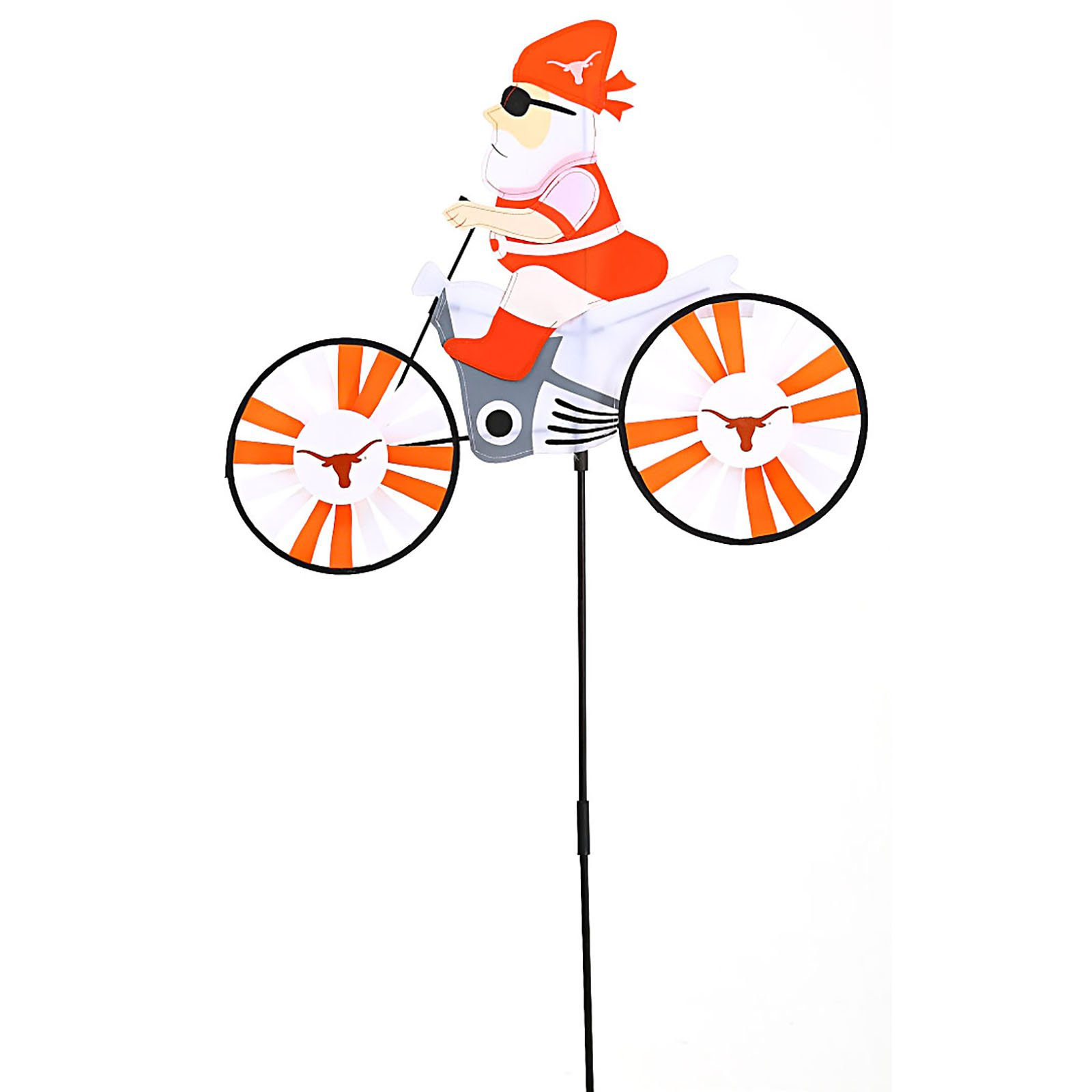 Team Sports America Motorcycle Wind Spinner