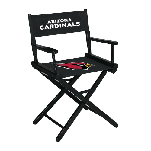 Arizona Cardinals Table-Height Directors Chair - No Size