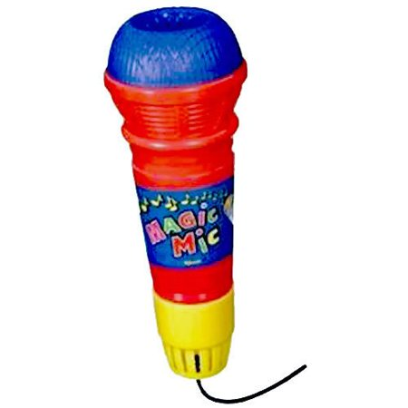 Magic Mic - Colors May Vary (Sold - Magic Microphone