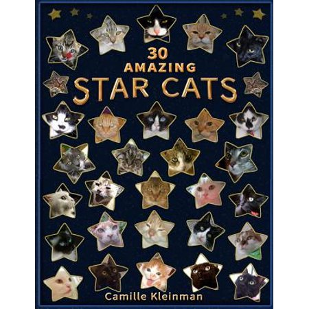 30 Amazing Star Cats: Poems about Very Special Cats by