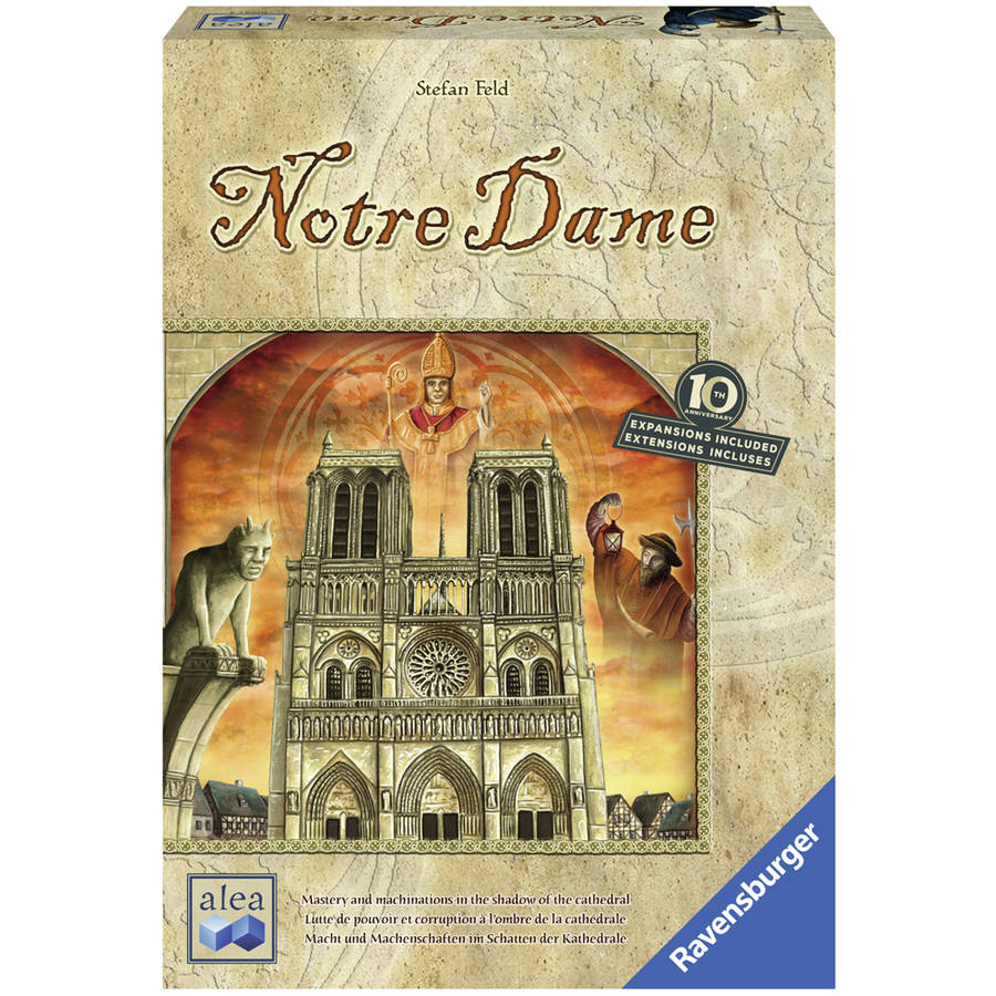 Notre Dame 10th Anniversary Edition by Ravensburger