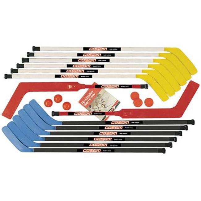 Olympia Sports HO134P 47 in. Cosom Senior Hockey Set by