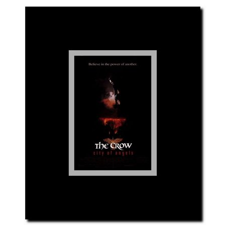 The Crow 2: City of Angels Framed Movie Poster