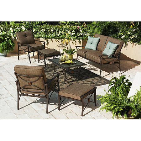 Better Homes And Gardens Seaside Garden 6 Piece Sofa Set