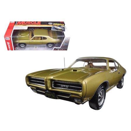 1969 Pontiac GTO Hardtop Antique Gold \