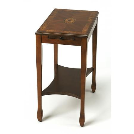 Butler Gilbert Olive Ash Burl Side Table