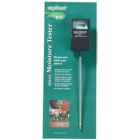 Lusterleaf 1810 Rapitest Mini Moisture Tester - Case of 12