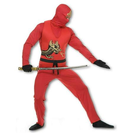 Men's  Ninja Avenger Series 1 Martial Arts Costume (Martial Arts Costumes)