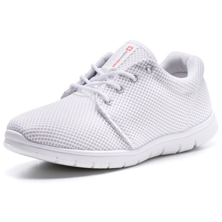 Alpine Swiss Kilian Mesh Sneakers Casual Shoes Mens & Womens Lightweight (Best Casual Shoes To Wear With Skinny Jeans)