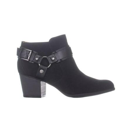 Indigo Rd. Sansun2 Belted Ankle Boots, Black - image 5 of 6