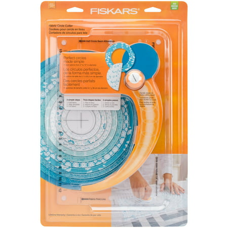 Fiskars Fabric Circle Cutter Blade, 1 Each