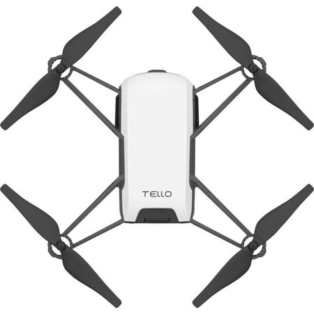 RYZE Tello Intelligent Drone with 5MP 720p HD Camera, Smartphone Control