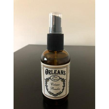 Orleans Home Fragrance Room Spray - Creme Brulee 4 fl oz ()
