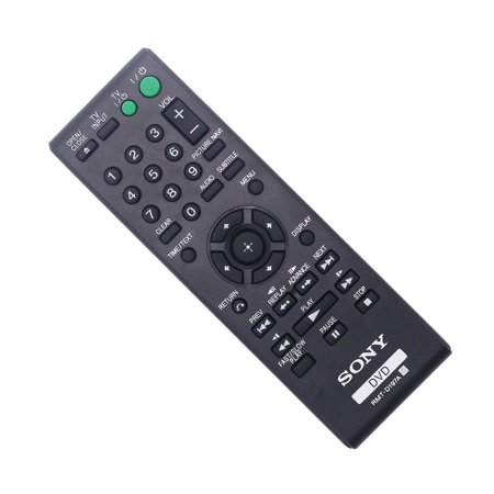 Original DVD Player Remote Control for Sony DVPSR750H - image 1 of 2