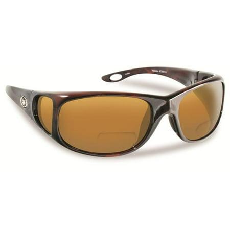d2fec08d61 Flying Fisherman - Flying Fisherman Nassau Polarized Sunglasses   Bifocal  Reader - Walmart.com