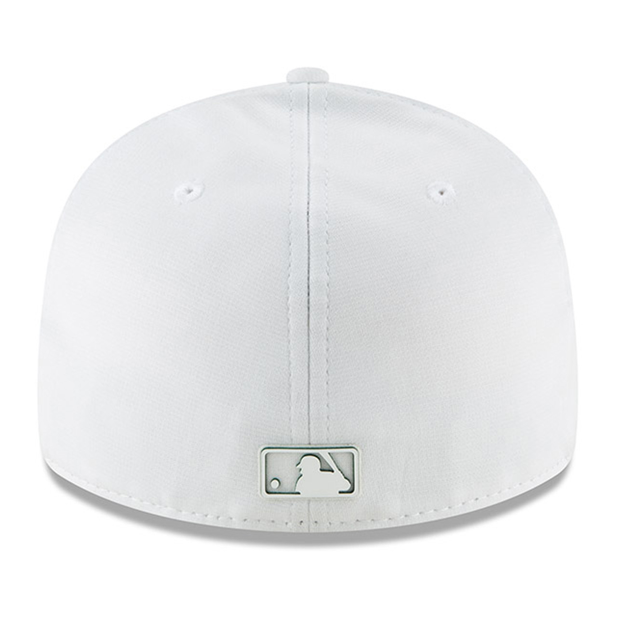 Oakland Athletics New Era 2018 Clubhouse Collection Low Profile 59FIFTY  Fitted Hat - White - Walmart.com aef20a5a2fce
