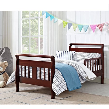 Baby Relax Sleigh Toddler Bed Your Choice In Finish