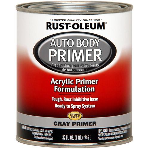 Rust-Oleum Auto Body Primer, Gray