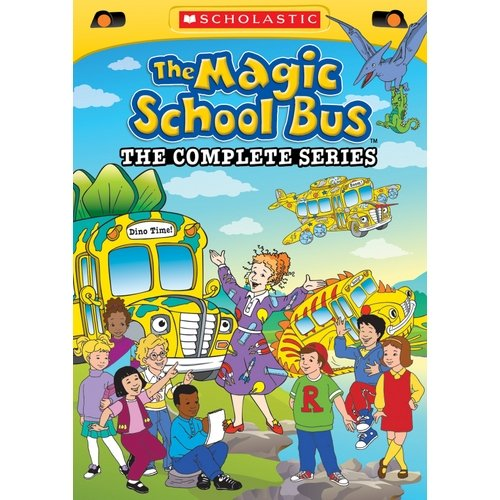 The Magic School Bus: The Complete Series (Full Frame)