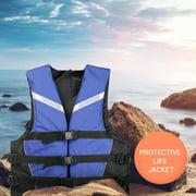 Life Jackets Water Sport Boating Jacket For Children Adult Outdoor Swim Vest
