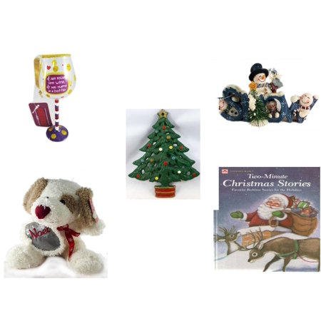 Christmas Fun Gift Bundle [5 Piece] - I Just Rescued Some Wine