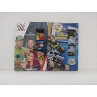 Way To Celebrate 32 Wwe Lent Kiddie Cards