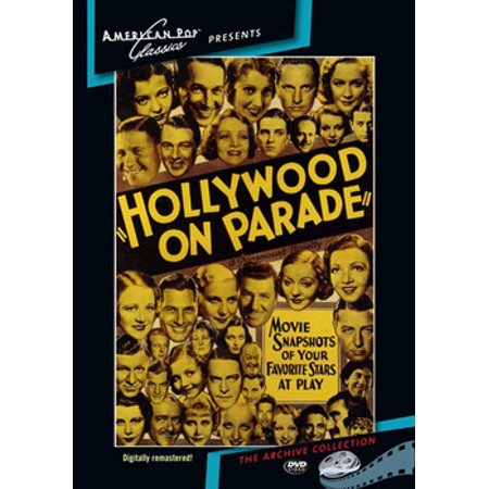 MOD-HOLLYWOOD ON PARADE (DVD/NON-RETURNABLE/1932) (DVD) - West Hollywood Parade 2017 Halloween