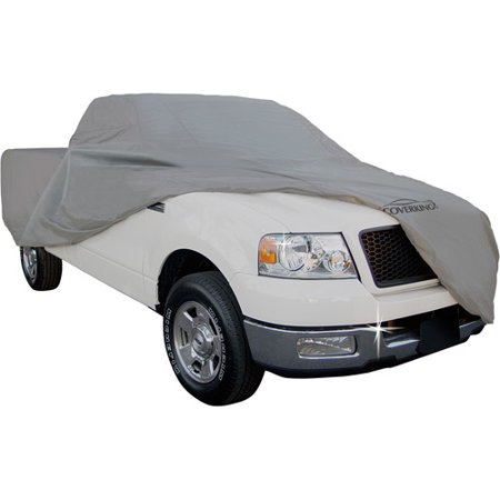 Coverking Universal Cover Fits Mini Truck With Long Bed Standard Cab, Triguard