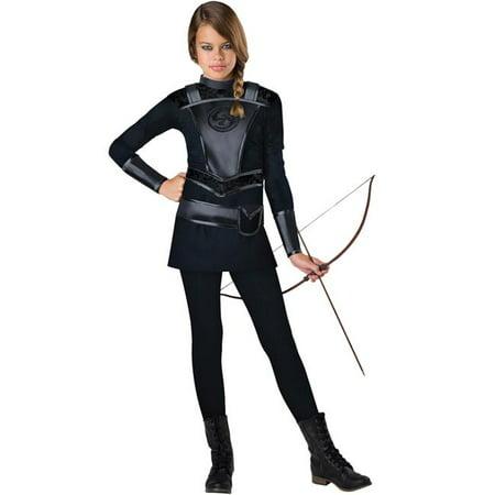 Morris Costumes IC18086LG Warrior Huntress Tweens Costume, Large 12-14 (Tween Hooded Huntress Costume)