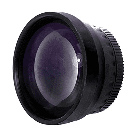 G15 Lens (Optics 0.43x High Definition Wide Angle Conversion Lens for Canon Powershot G15 (Includes Lens)