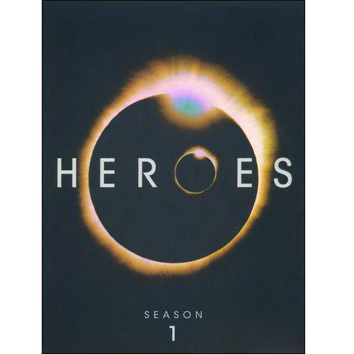 HEROES-SEASON 1 (DVD) (WS/ENG SDH/SPAN/FRENCH/DOL DIG 5.1)