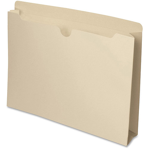 SJ Paper Expanding File Jackets