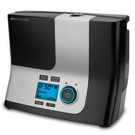 Bionaire BUL9100-UM Ultrasonic Humidifier with Warm & Cool