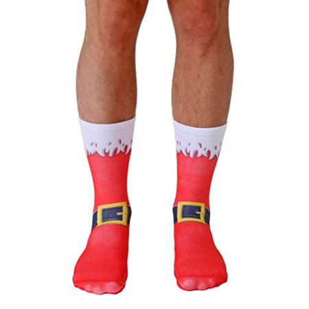 living royal christmas socks crew santa boots - Walmart Christmas Socks