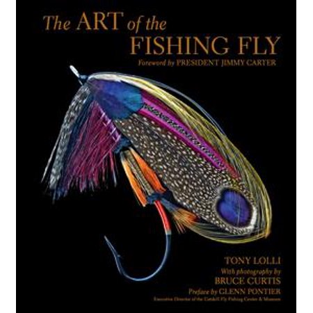High Sierra Fly Fishing Book - The Art of the Fishing Fly - eBook
