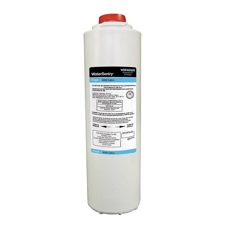 Elkay WSF6000R Water Sentry 6000 Gallon Water Filter (als...