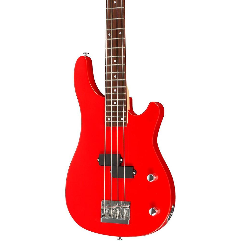 Rogue SX100B Series II Electric Bass Guitar Candy Apple Red