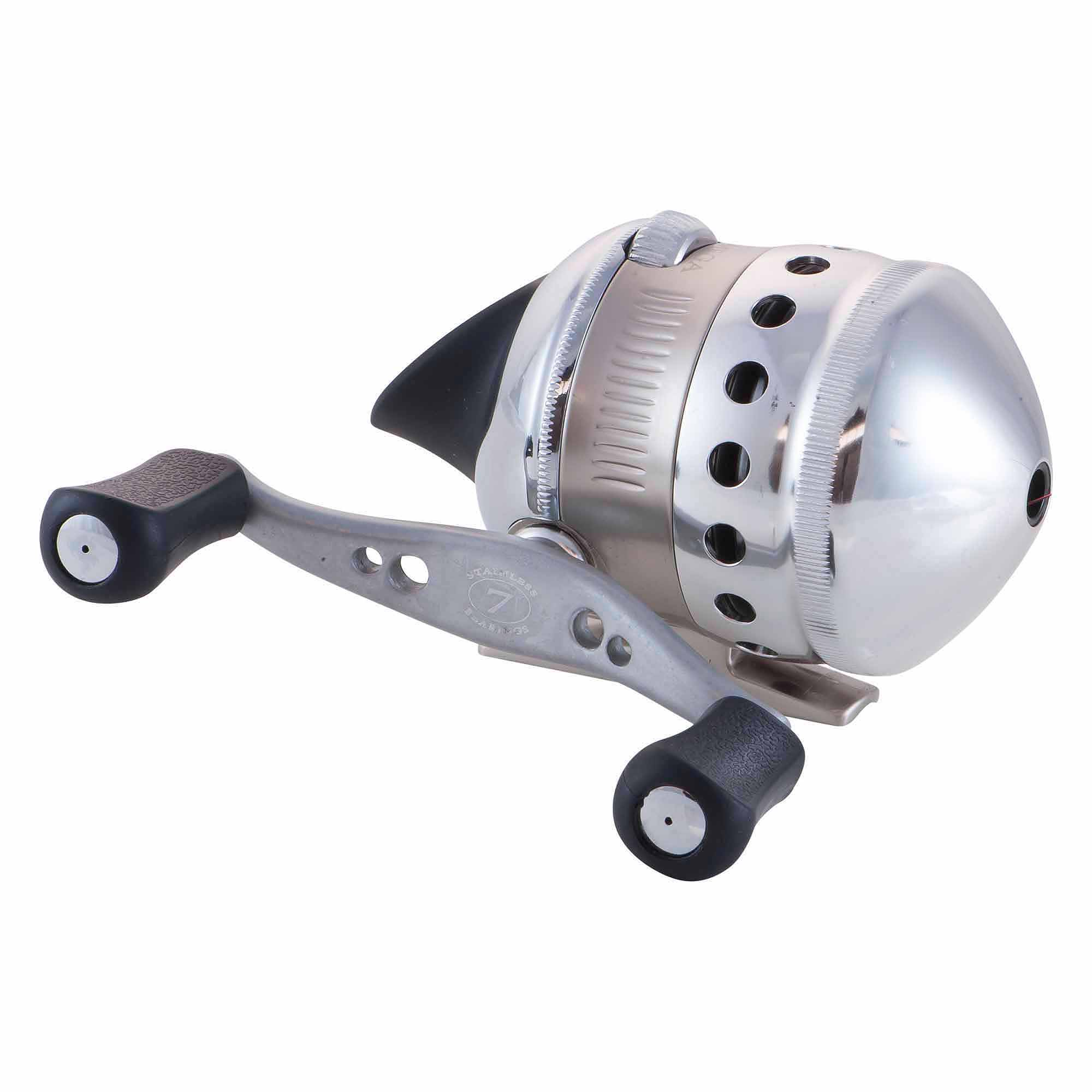 Zebco Omega Spincast Reel 6bb+1 spare spool 3sz, Clam by Zebco Sales Company, LLC.