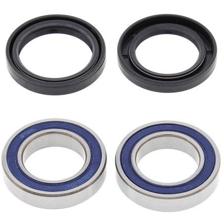 New All Balls Racing Wheel Bearing Kit 25-1570 For Aprilia SXV 550 2006 2007 2008 2009 2010 2011
