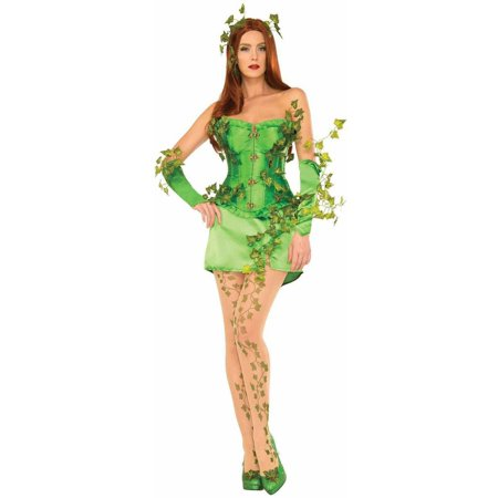 Poison Ivy Grand Heritage Women's Adult Halloween Costume - Halloween Stores Ottawa