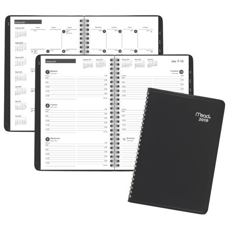 Mead Basic Weekly-Monthly Appointment Book - Clearance