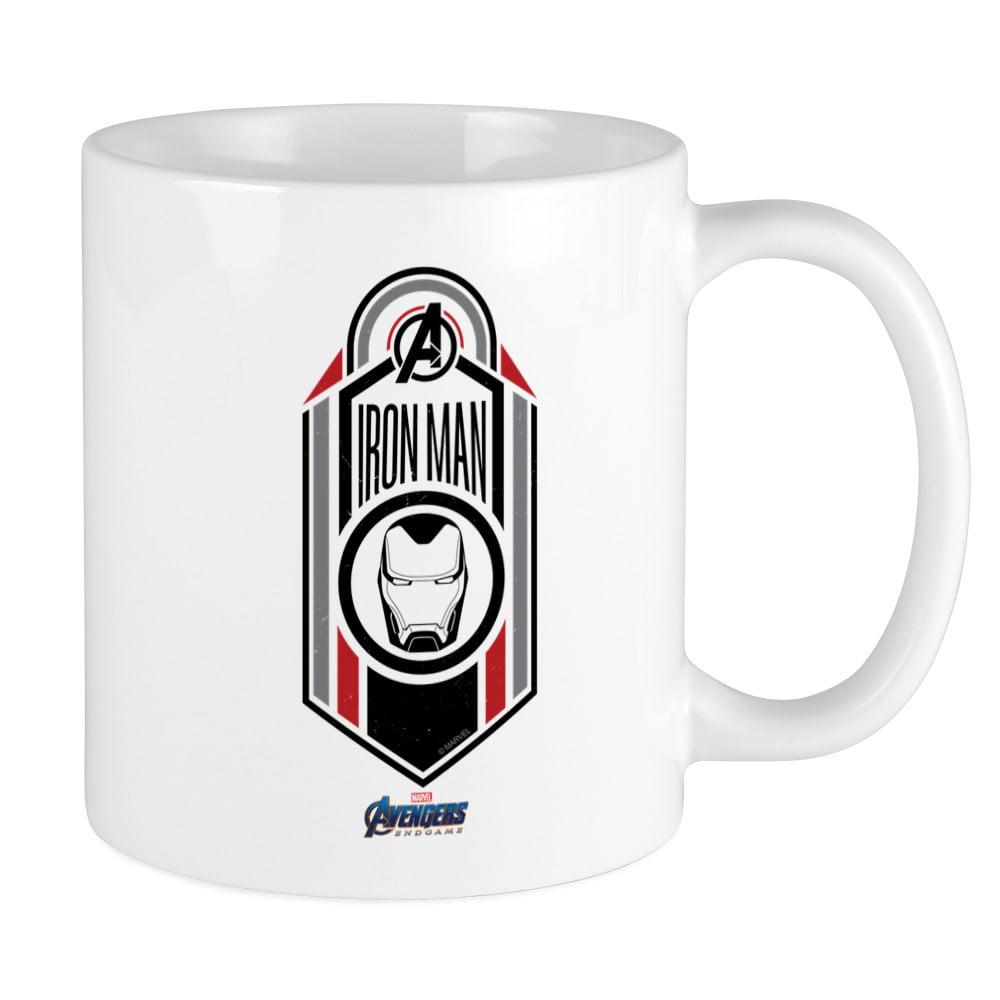 CafePress - Iron Man Logo - Unique Coffee Mug, Coffee Cup CafePress