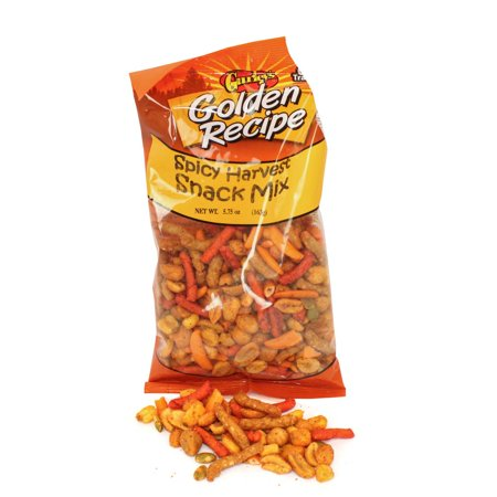 Golden Recipe Spicy Harvest Snack Mix, 5.75 Ounce -- 8 per