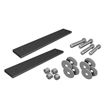 SC-3000 Additional Trailer-Only Trailer Adapter Kit (for SC-2000 and SCC-4000), Wheel steel Size SC3000 coated for Adapter Attachment Black powder Trailer Chock.., By Condor Ship from US