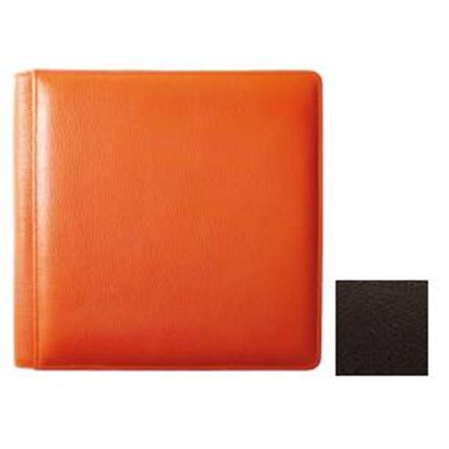 Raika TN 105 BROWN 4inch x 6inch Large Photo Album - Brown